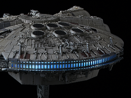 Millennium Falcon Force Friday 4