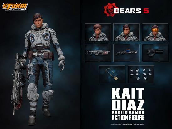 Kait Diaz Gears 5