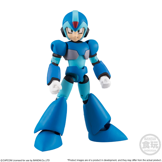 Mega-Man 66 Action