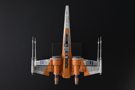 Poe Dameron X-Wing Force Friday 2