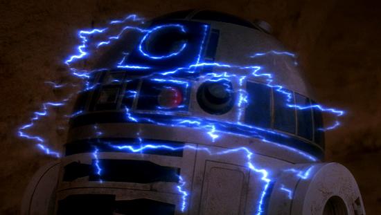 R2D2 A New Hope