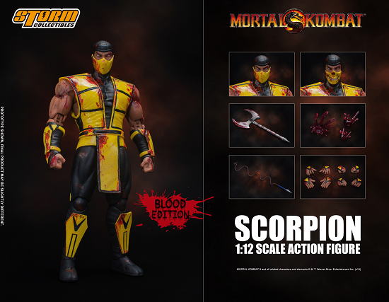 Bloody Scorpion NYCC 2019 Exclusive