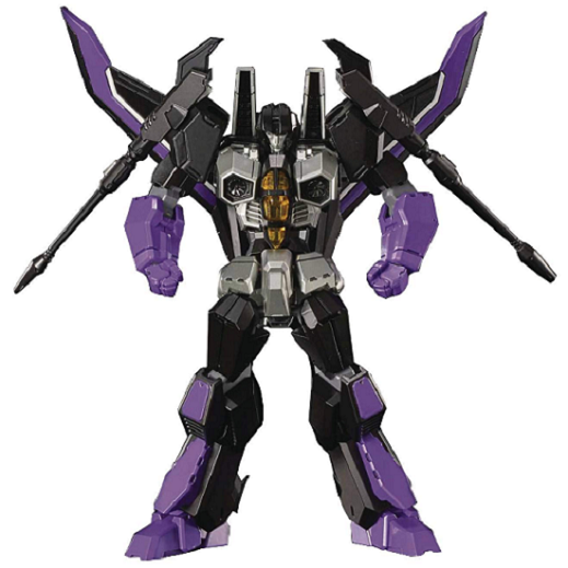 Skywarp Furai Model Kit