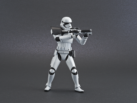 First Order Storm Trooper Force Friday 3
