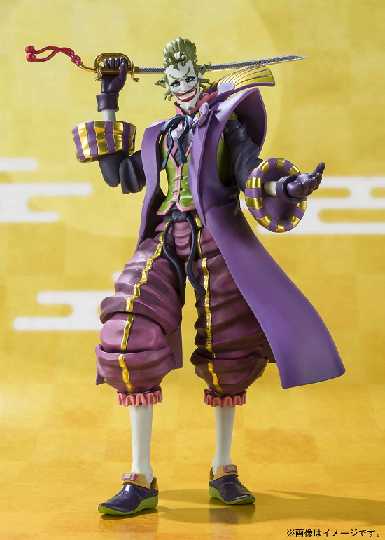 Joker Villian Mystery box