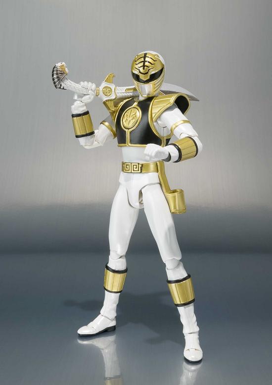 White Ranger Tokusatsu Mystery Box