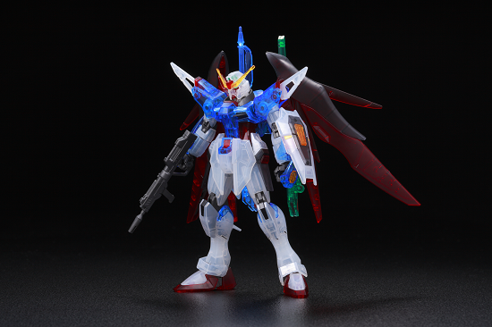 High Grade ZGMF-X42S Destiny Gundam Convention Exclusive