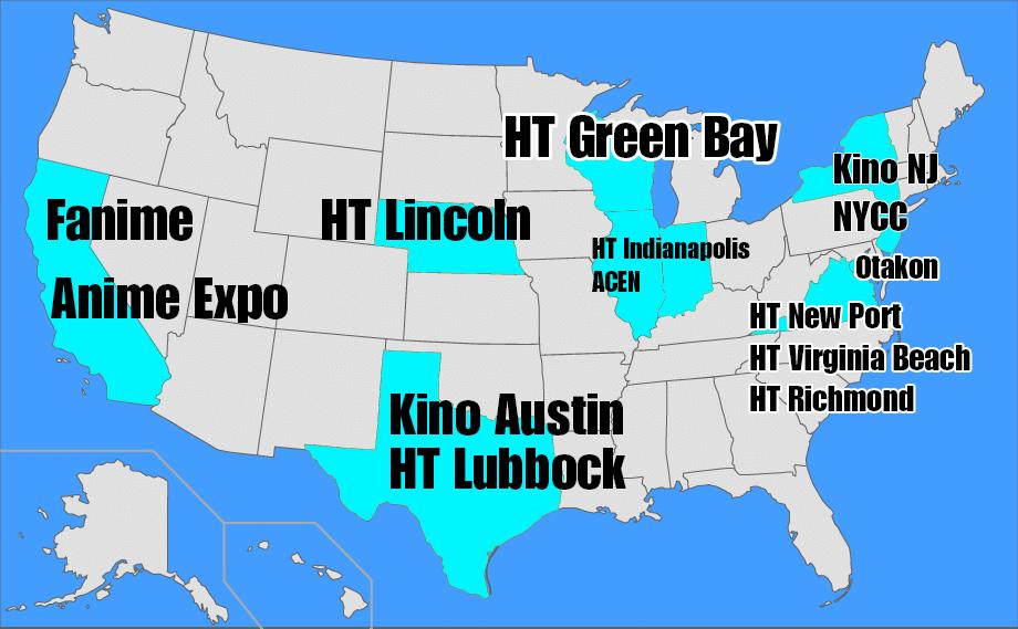 GBWC Map