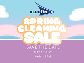 Spring Cleaning Parking Lot Sale