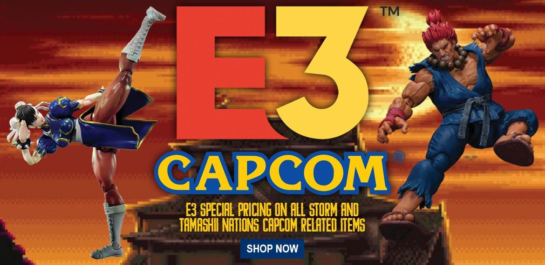 E3 sale
