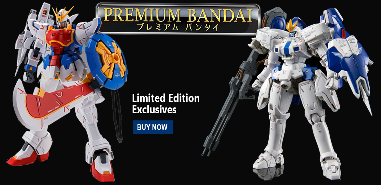 Premium Bandai