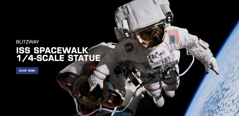 Blitzway ISS Spacewalk Statue