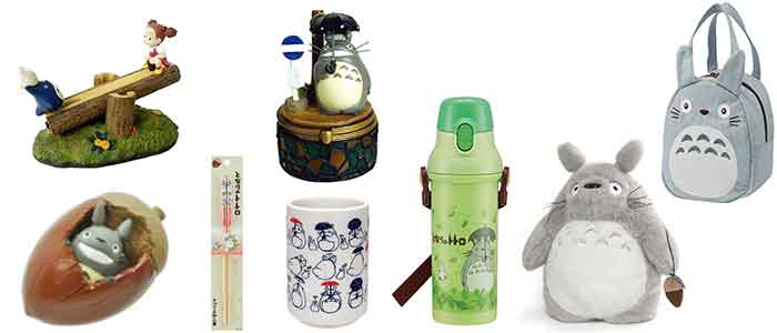 my neighbor totoro merchandise